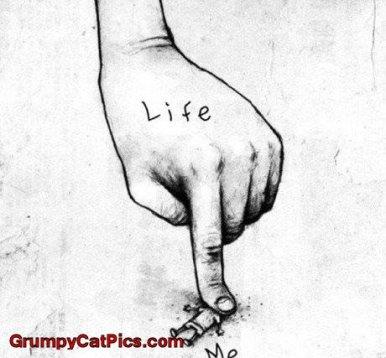 life-vs-me