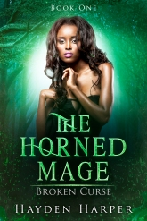 The Horned Mage Book One: Broken Curse