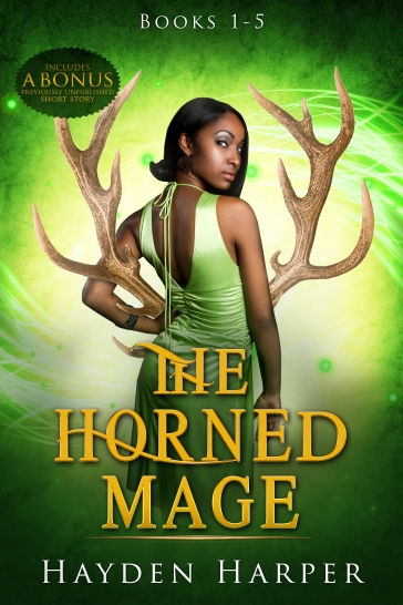 The Horned Mage Books 1-5 PLUS a bonus short story!